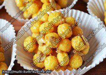Russische Honey-Pops   Rezepte von Multi Kulti Küche   Süßes